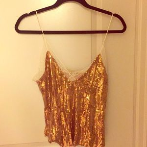 Intimately Free People Sequin Cami